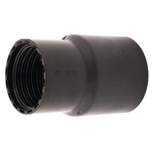 Adapters 28mm caurulei uz Ø38/44mm DVC350, DVC860, DVC861, DVC862, DVC863, DVC864, VC2211M, VC2510L, VC3210L, VC3211M, VC3211H