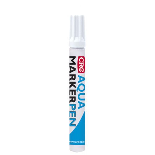 CRC Marķieris Aqua Marker Pen White 12x- 32465-AA