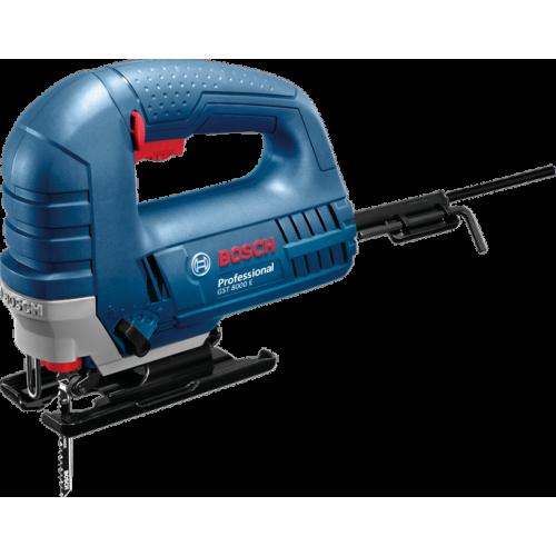 GST8000E, Figūrzāģis 710W, 800-3100apgr/min, 80mm