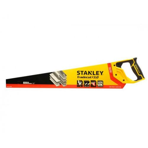 Stanley Stanley zāģis TradeCut 22in/550mm. 11 TPI STHT1-20353
