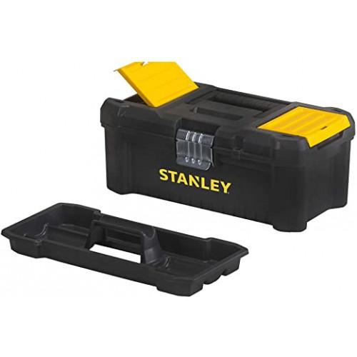 Stanley 12.5'' ESSENTIAL TOOLBOX METAL LATCH STST1-75515