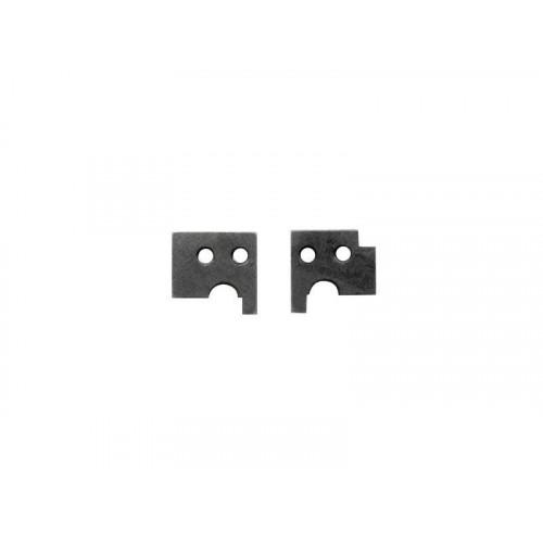 SC00000514, Asmeņu komplekts 8mm INOX vītņstieņiem