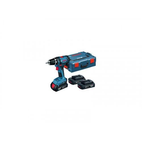 GSR18-2-Li Professional, Akumulatoru urbjmašīna 18V, 2x2.0A