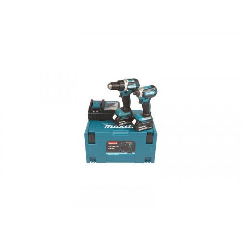 DLX2189TJ, Instrumentu komplekts 18V, 2x5,0Ah,(DDF484+DTD15)