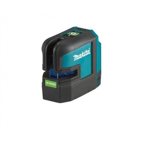SK106GDZ, Krusta lāzers, zaļš,12V MAX, Green Cross Line Laser, pašlīmeņošanās, precizitāte ± 0,3mm/1m, IP54, Z - versija