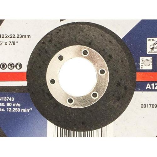 D-63507, Lameļu slīpdisks Economy type 125x22.23